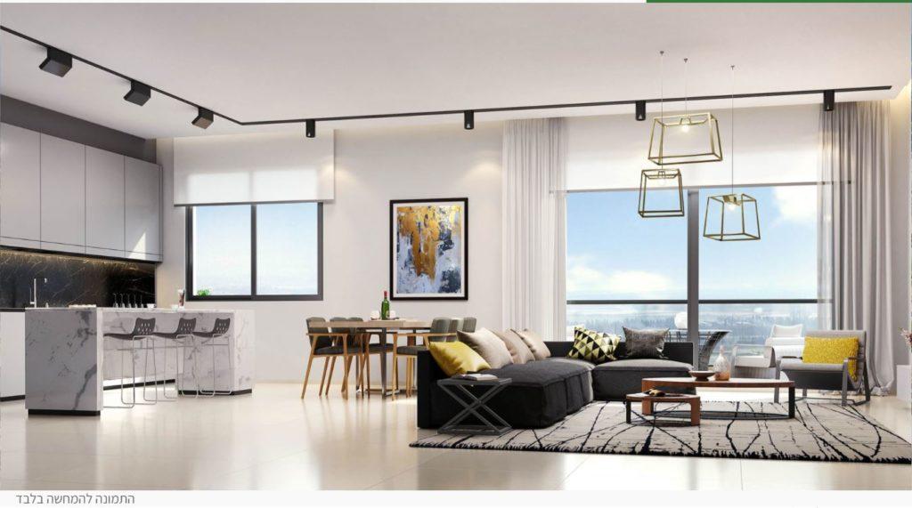 שיווק באמצעות דירה לדוגמה