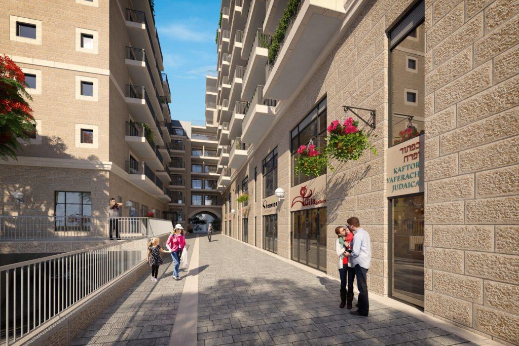 פרויקט חדש בירושלים
